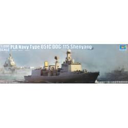 PLA NAVY TYPE 051C DDG-115 SHENYANG 1/200