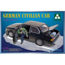 GERMAN CIVILIAN CAR 1/35