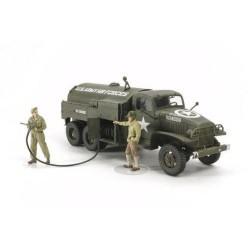 US WWII 2,5 TON 6x6 TANKWAGEN 1/48