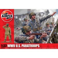 WWII u.s. paratroops 1/32