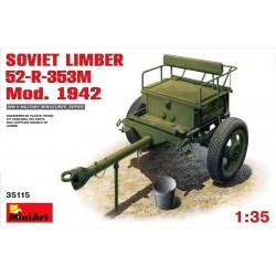 SOVIET LIMBER 52-R-353M MOD. 1942 1/35