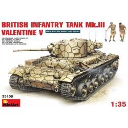 BRITISH INFANTRY TANK MK.III 1/35