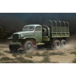 US GMC CCKW-352 STEEL CARGO TRUCK 1/35