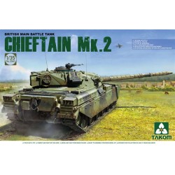 BRITISH CHIEFTAIN MK.2 1/35