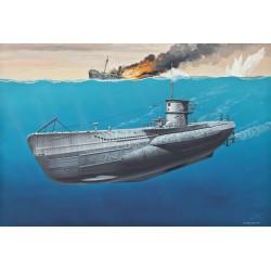 GERMAN U-BOOT TYPE VII C 1/350 19,2cm