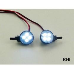 LED schijnwerper 2st.