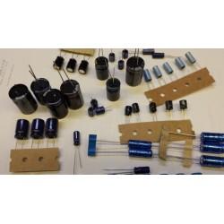 assortiment Elektrolytische condensatoren 50stuks