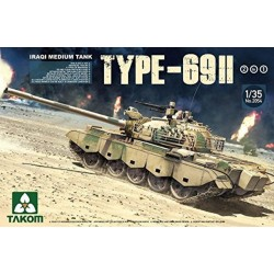 IRAQI MEDIUM TANK TYPE69-II 1/35