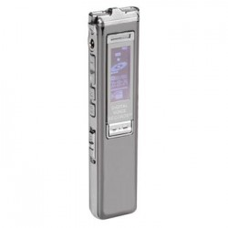 dig. voice recorder/MP3 speler