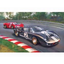 FORD GT40 MK II 1/12 34,9CM!