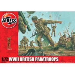 WWII PRITISH PARA'S 1/72