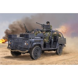LANDROVER SPECIAL OPS. RSOV W/MG 1/35