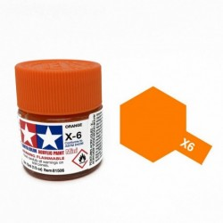 Potje acrylverf X-6 orange 23cc