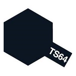 Acryl spuitbus plastics dark mica blue TS-64 100ml.