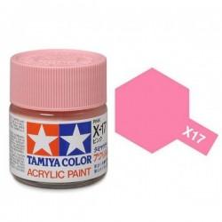 Potje acrylverf X-17 pink 23cc