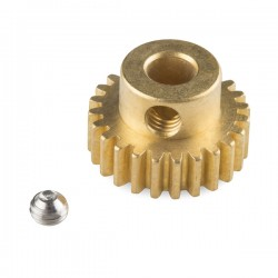 20T pinion gear