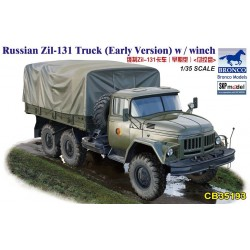 RUSSIAN ZIL-131 TRUCK EARLY 1/35