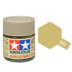 acrylverf X-31 titanium gold