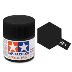 acrylverf XF-1 flat black 23cc
