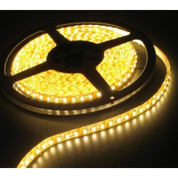 120 leds/mtr WarmWit 5mtr