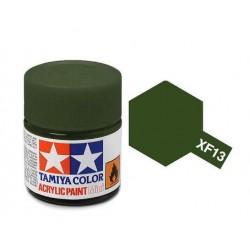 Potje acrylverf XF-13 j.a green 23cc