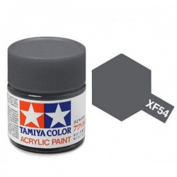 Potje acrylverf XF-54 dark sea grey 23cc