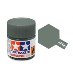 acrylverf XF-65 field grey 23c