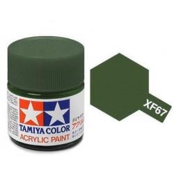 acrylverf XF-67 nato green 23c