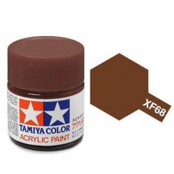 acrylverf XF-68 nato brown 23c