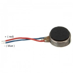 Mini trilmotor (GSM) 3V 50mA 3.5x8mm