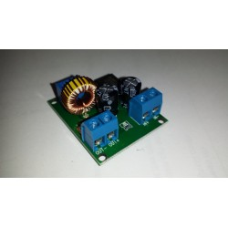 C.E. DC-DC converter v/a 3V max 36V 2A