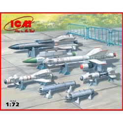 SOVIET AIR-TO-SURFACE AIRCRAFT ARMAMENT 1/72