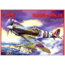 SPITFIRE MK.IX WWI BRITISH FIGHTER 1/48