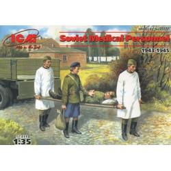 SOVIET MEDICAL PERSONNEL 1943-45 1/35