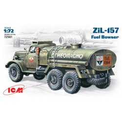 RUSSIAN ZIL-157 FUEL TRUCK 1/72