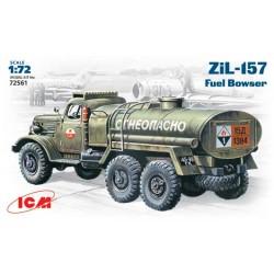 RUSSIAN ZIL-157 FUEL TRUCK 1/72