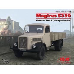 MAGIRUS S330 GERMAN TRUCK (1949) 1/35