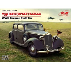 WWII TYP 320 W142 SALOON CAR 1/35