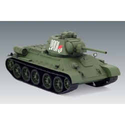 T-34/76 LATE 1943 PRODUCTION 1/35