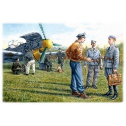 GERMAN LUFTWAFFE GROUND PERSONNEL 1939-45 1/48