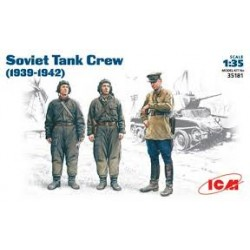 SOVIET TANK CREW '39/42 1/35