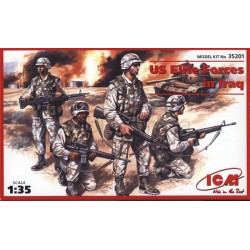 US ELITE FORCES IRAK 2003 1/35
