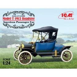 MODEL T 1913 ROADSTER 1/24