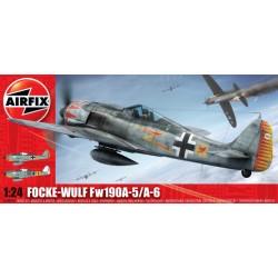 FOCKE WULFE FW190A-5/A-6 1/24