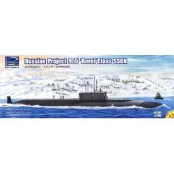 RUSSIAN PROJECT 955 BOREI CLASS SSBN 1/700