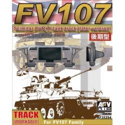 FV107 SCIMITAR CVR(T) TANK TRACK (LATE) 1/35