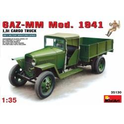 GAZ-MM MOD. 1941 1,5T CARGO TRUCK 1/35