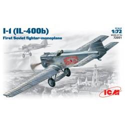 LIJUSHIN L-1 IL-400B 1/72