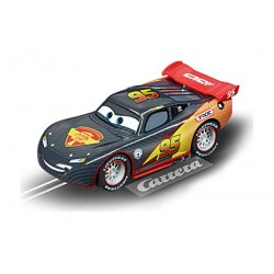 Carrera GO slot car Carbon McQueen 1/43