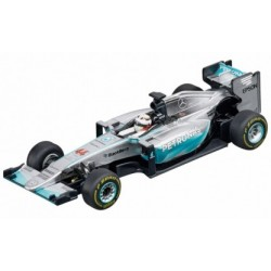 Carrera GO slot car Mercedes F1 W06 1/43